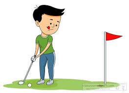kid putting