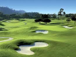 golf course links