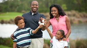 golf for the family