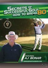 break 80 golfing