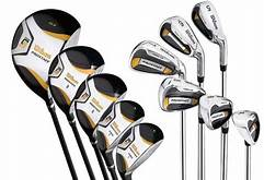 golf club, long irons