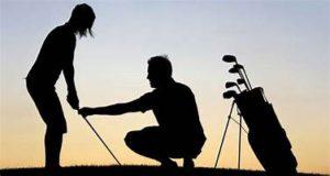 golf lesson 1